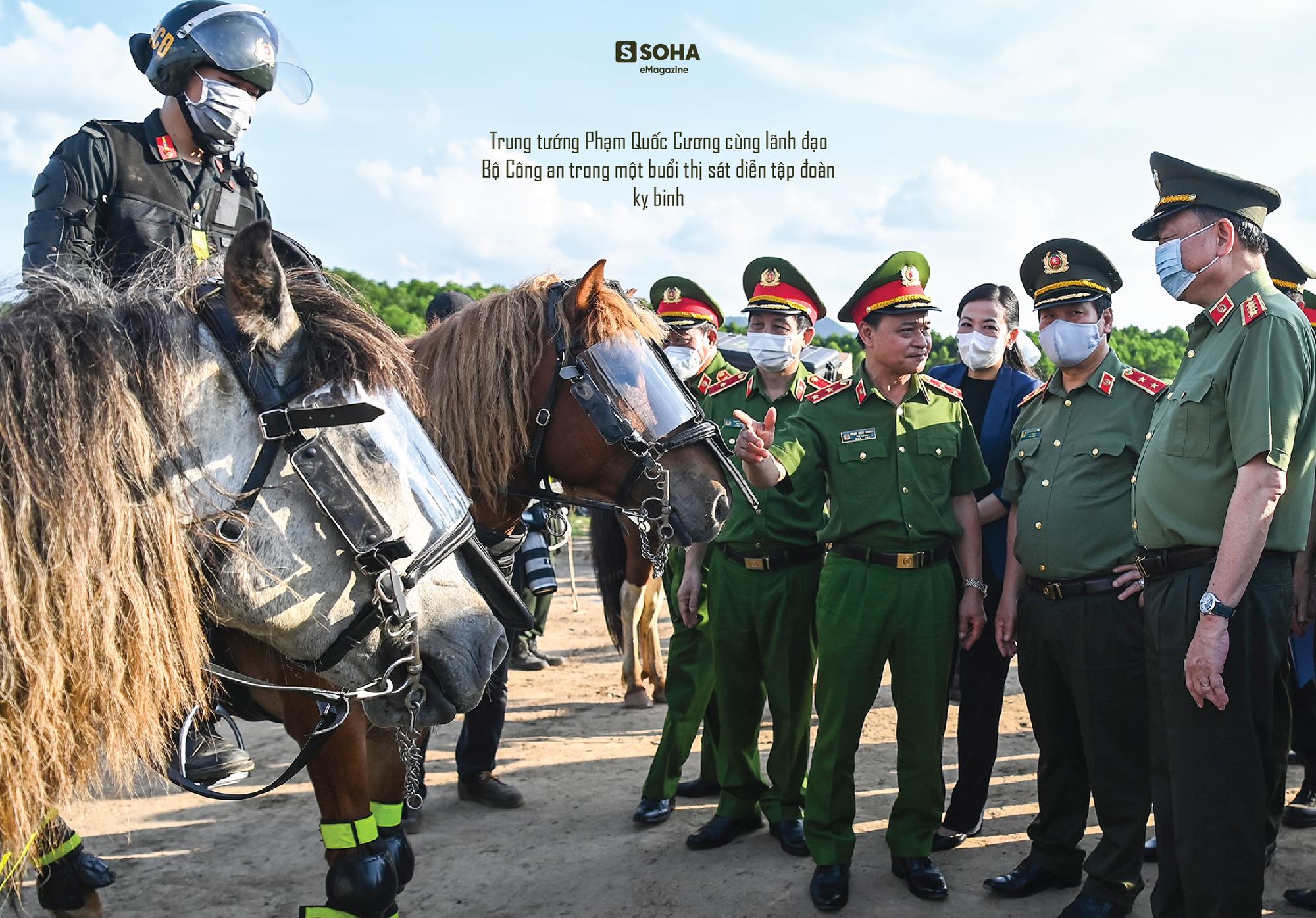 """Trung tướng Phạm Quốc Cương: """"Cảnh sát cơ động sẽ được trang bị máy bay, tàu thủy"""" - Ảnh 12."""