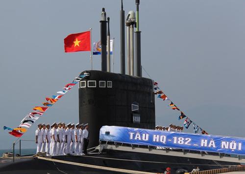 Hải quân tiến thẳng lên hiện đại: Tàu ngầm Kilo-636 và hơn thế nữa - Tự hào lắm Việt Nam ơi! - Ảnh 1.