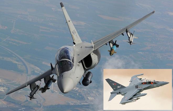 Anh em song sinh của phản lực cơ Việt Nam mới mua từ Nga vừa ép F-35 chịu nhục? - Ảnh 4.
