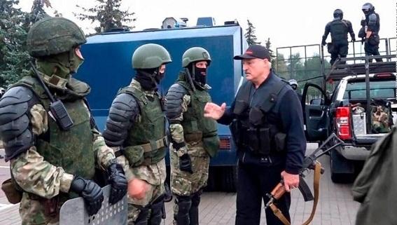 Rúng động âm mưu ám sát TT Belarus: 3 kịch bản đụng độ quân sự quy mô lớn giữa Nga và NATO - Ảnh 6.