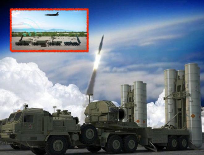 Tên lửa phòng không S-500 Prometey Nga ra đòn chính xác cao nhằm vào hình ảnh của Mỹ - Ảnh 2.