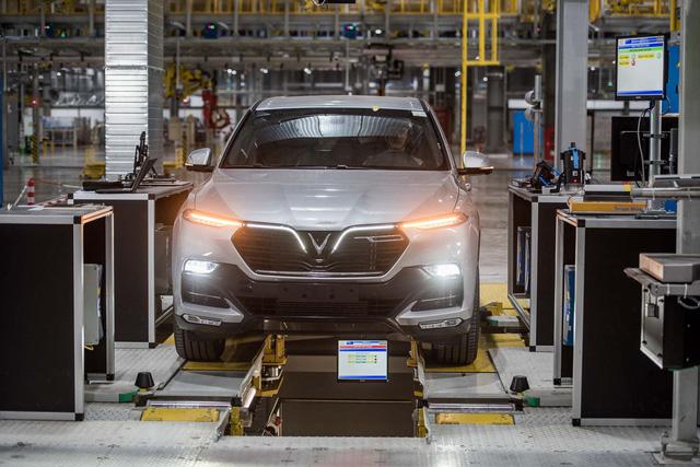 VinFast bán xe tại châu Âu từ 2022: Lux SA2.0 là mũi nhọn, tham vọng vượt mặt các hãng xe Trung Quốc - Ảnh 2.