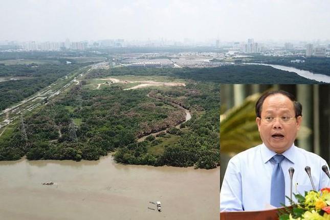 Ông Tất Thành Cang chỉ đạo gì ở dự án 32ha đất ở Phước Kiển? - Ảnh 2.