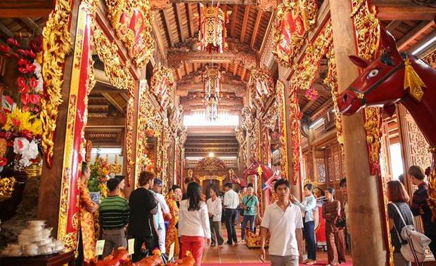 Toàn cảnh Nhà thờ Tổ 100 tỷ của NS Hoài Linh: Trải dài 7000m2, nội thất hoành tráng sơn son thếp vàng, nuôi động vật quý hiếm - Ảnh 16.