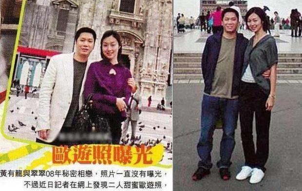 """Che giấu suốt 16 năm, Triệu Vy chưa bao giờ nhắc tới người vợ cũ của chồng là Hoa hậu chuyên đi """"đào mỏ"""" nổi tiếng - ảnh 3"""