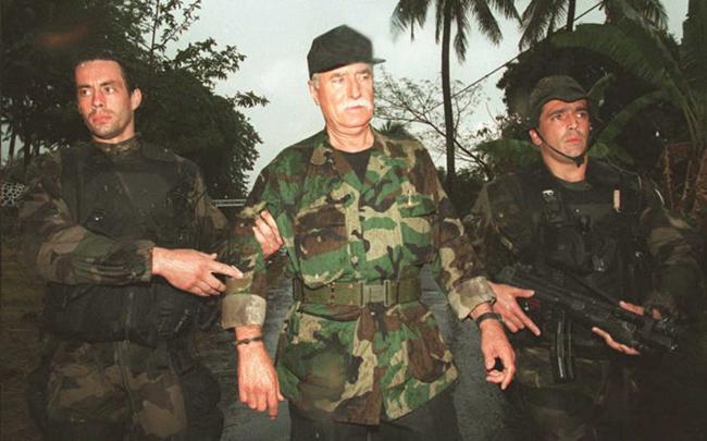 Cuộc đời đầy bi kịch của trùm lính đánh thuê Robert Denard - Ảnh 3.
