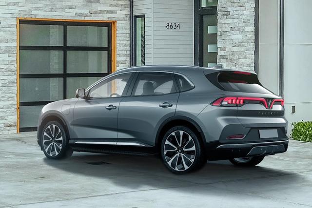 VinFast bán xe tại châu Âu từ 2022: Lux SA2.0 là mũi nhọn, tham vọng vượt mặt các hãng xe Trung Quốc - Ảnh 4.