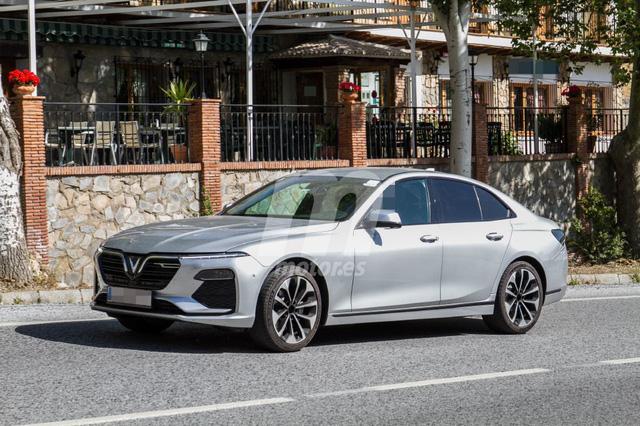 VinFast bán xe tại châu Âu từ 2022: Lux SA2.0 là mũi nhọn, tham vọng vượt mặt các hãng xe Trung Quốc - Ảnh 5.