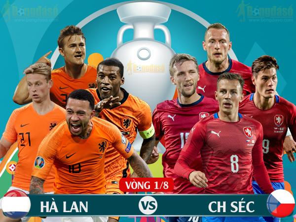 Hà Lan - CH Séc: Cơn lốc phục hận - Ảnh 1.