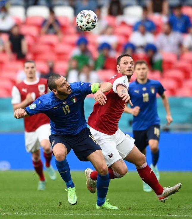 Đội tuyển Ý vào tứ kết EURO, Roberto Mancini: Hạnh phúc vì đã cống hiến! - Ảnh 1.