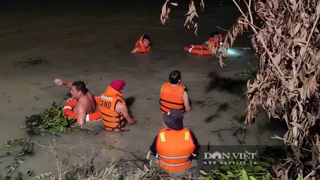 Bà Rịa – Vũng Tàu: Lực lượng cứu nạn quần thảo trong đêm vớt 3 thi thể gặp nạn do lật ghe - Ảnh 1.