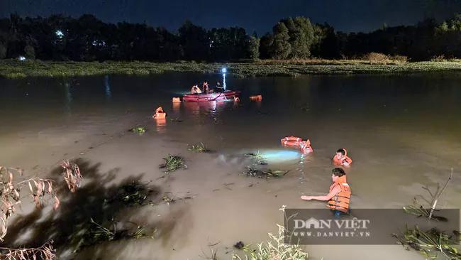 Bà Rịa – Vũng Tàu: Lực lượng cứu nạn quần thảo trong đêm vớt 3 thi thể gặp nạn do lật ghe - Ảnh 2.