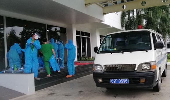 F0 ở TP.HCM là công nhân KCN tại Long An, truy vết ra 102 F1; Việt Nam công bố 56 ca COVID-19 mới - Ảnh 1.