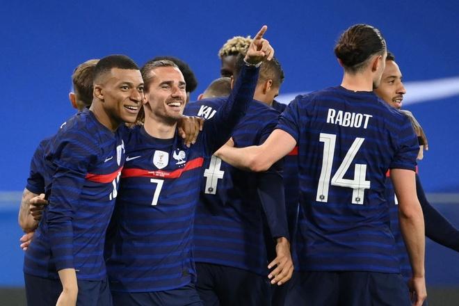 Pháp 3-0 xứ Wales: Dễ không tưởng - Ảnh 1.