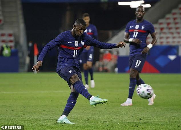 Pháp 3-0 xứ Wales: Dễ không tưởng - Ảnh 2.