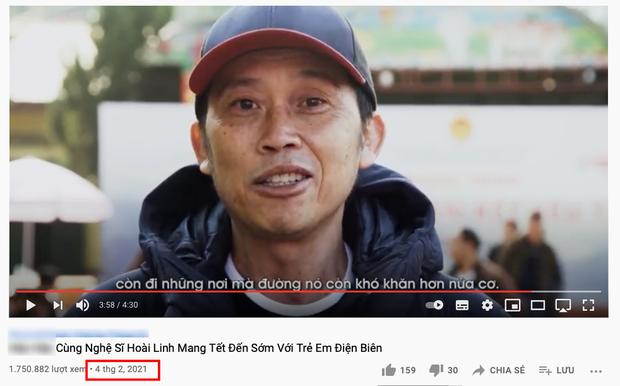 Khẳng định chậm giải ngân 13,7 tỷ vì dịch, NS Hoài Linh lại bị netizen soi bằng chứng đến miền Trung vào tháng 3 để làm gì đây? - Ảnh 4.