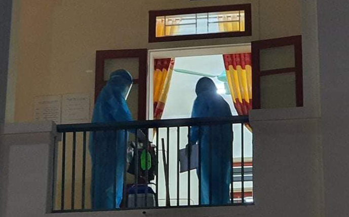 Nữ công nhân từ Bình Dương về Nghệ An 10 ngày thì ho, sốt, chóng mặt