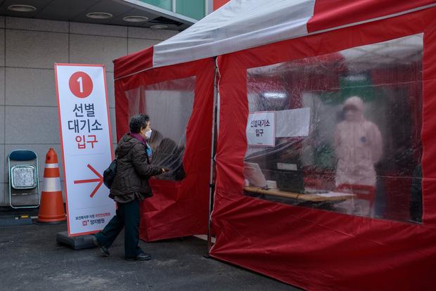 Bí mật giúp Hàn Quốc trở thành hình mẫu chống dịch châu Á: Cách ly F1 tại nhà - Ảnh 5.