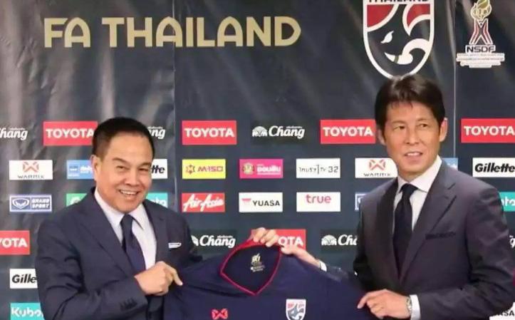 Chủ tịch LĐBĐ Thái Lan chính thức lên tiếng về kịch bản sa thải HLV Nishino