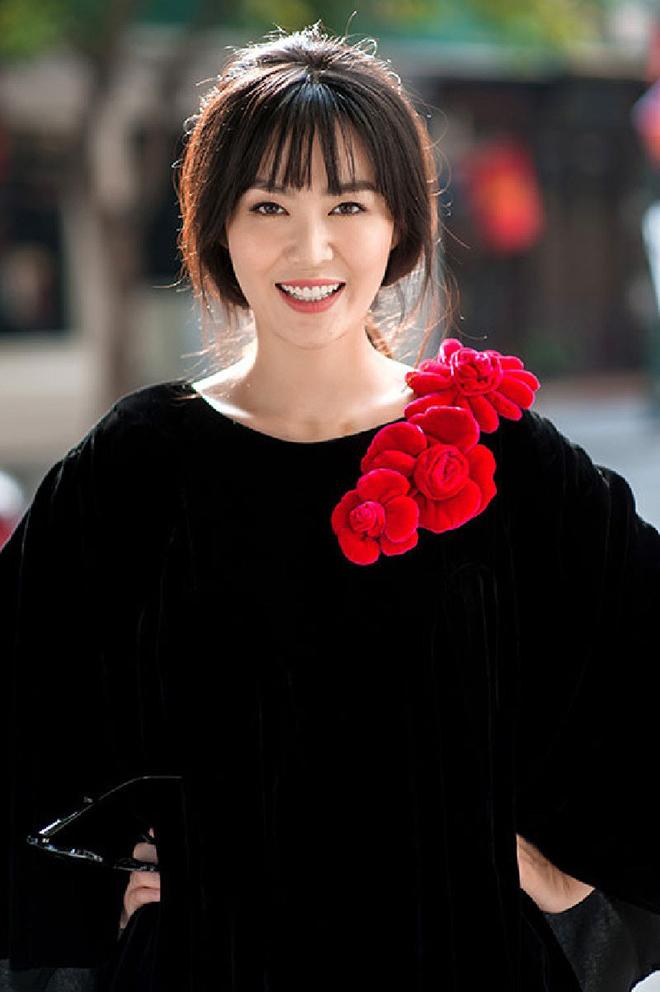 Nhan sắc đỉnh cao, khiến nhiều người thích thú của Hoa hậu Thu Thủy thời trẻ - Ảnh 8.