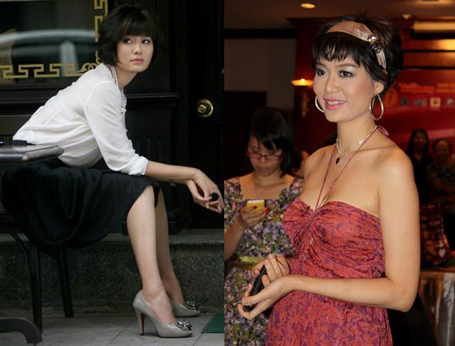 Nhan sắc đỉnh cao, khiến nhiều người thích thú của Hoa hậu Thu Thủy thời trẻ - Ảnh 7.