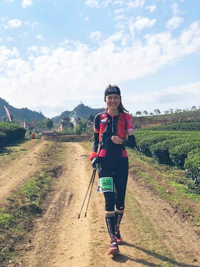 Hoa hậu Thu Thủy qua đời đột ngột: Lối sống lành mạnh, giỏi yoga, chạy bộ và bơi lội - Ảnh 4.