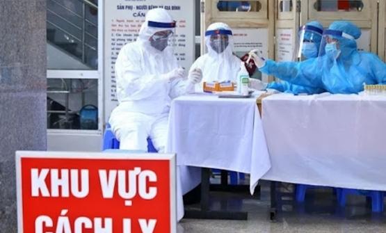 Việt Nam có thêm 60 ca mắc COVID-19 trong nước; TP.HCM phong tỏa toàn bộ chung cư Fuji Residence do phát hiện 1 người dương tính - Ảnh 1.