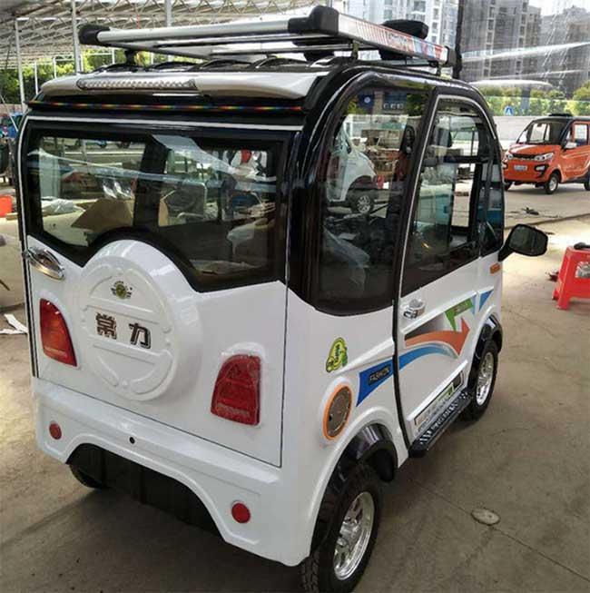 Chiếc xe ô tô giá rẻ nhất Trung Quốc: giá chưa bằng Wave RSX, ship xe tận nhà - Ảnh 2.