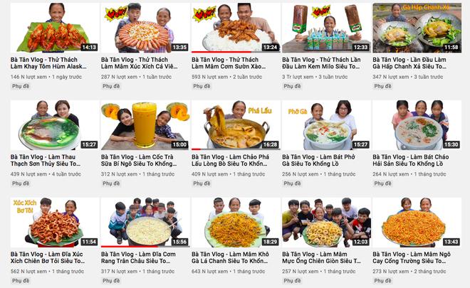 Lâu lắm mới thấy Bà Tân Vlog có clip vọt lên triệu view, đọc tiêu đề clip là ai cũng hiểu ngay lý do - ảnh 2