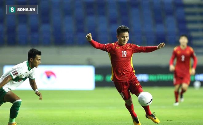 Bỏ qua Quang Hải, báo Indo chỉ ra cầu thủ thi đấu xuất sắc nhất trận Việt Nam - Indonesia - Ảnh 1.