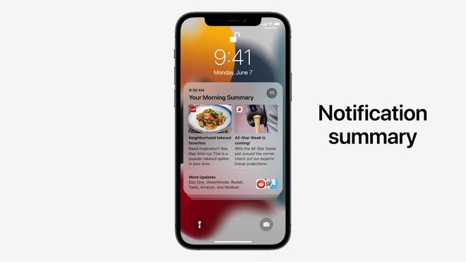 iOS 15 chính thức: Nhiều ứng dụng có giao diện mới, nhận dạng chữ viết từ ảnh, lưu khoá xe và thẻ căn cước vào iPhone - Ảnh 5.