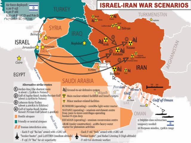 Tình báo Israel hé lộ thực trạng đáng sợ của vũ khí hạt nhân Iran: Đòn thù sắp giáng xuống? - Ảnh 4.