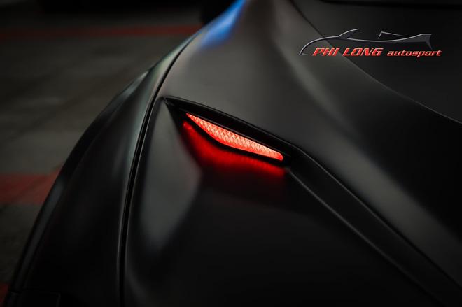 Bản độ VinFast Lux A2.0 gây sốt của thợ Việt: Thiết kế độc nhất vô nhị, đẹp không kém siêu xe - Ảnh 5.