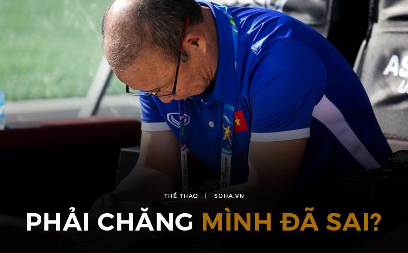Hạ Malaysia không khó, song liệu thầy Park có thoát cảnh