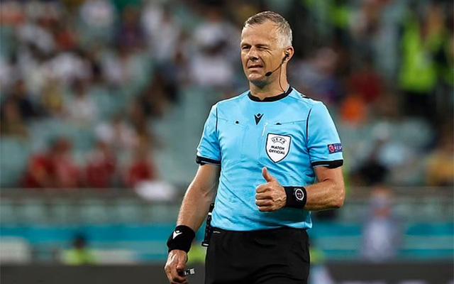 Sự thật bất ngờ về trọng tài thổi còi trận chung kết Euro 2020 Ý - Anh - Ảnh 1.