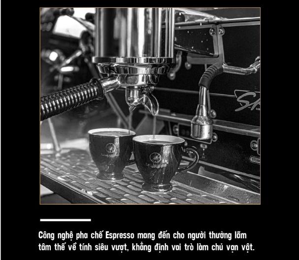 Cà phê và quan niệm về sự sống - Ảnh 3.
