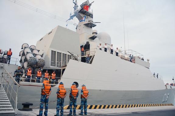 Soái hạm Gepard hiện đại nhất HQVN làm nhiệm vụ đặc biệt: Lớn mạnh vượt bậc - Quyết thắng! - Ảnh 4.