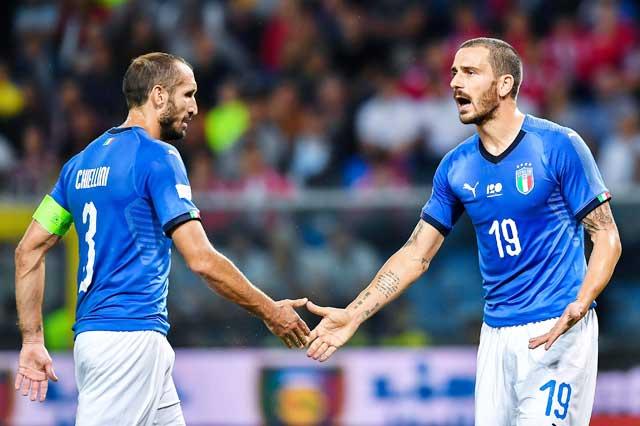 Bộ đôi tường đồng vách sắt và thứ nghệ thuật đưa đội tuyển Italia lên đỉnh châu Âu - Ảnh 1.