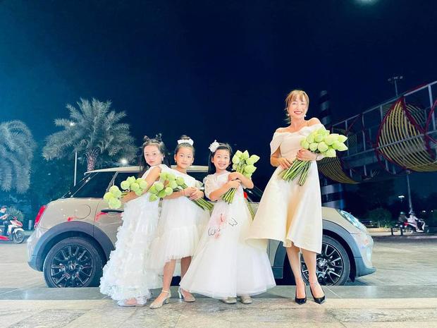 Con gái cố diễn viên Mai Phương nay lớn thấy rõ, xem cuộc đối thoại giữa Phùng Ngọc Huy và bảo mẫu là biết bé sống thế nào - Ảnh 4.