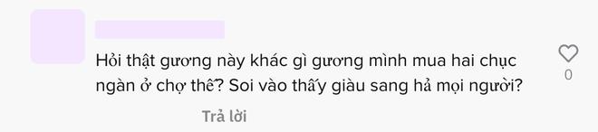 Thái Công gây choáng khi đặt vào nhà nữ đại gia tấm gương giá 2 tỷ, netizen kêu đưa 10 triệu mua về cho cái đẹp hơn - Ảnh 5.