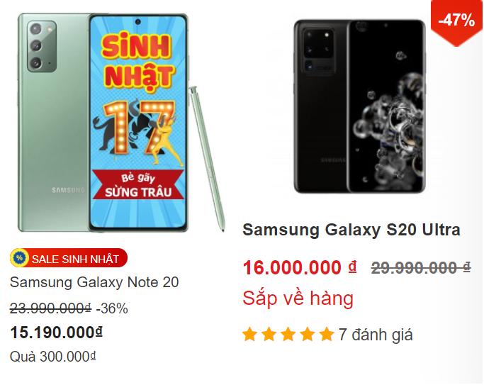 Điện thoại hạng sang giảm giá xuống thấp kỷ lục - Ảnh 2.
