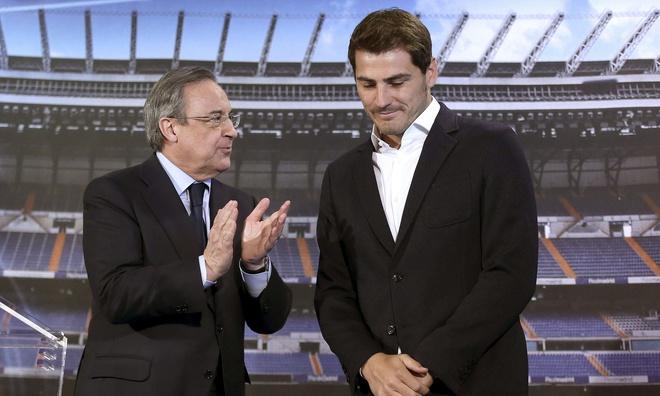 Chủ tịch Perez bị lộ đoạn ghi âm có lời lẽ miệt thị Raul và Iker Casillas vào năm 2006 - Ảnh 2.
