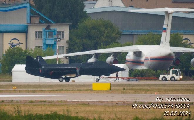 ГОРЯЧЕЕ: Готовим последний крупный план загадочного российского истребителя на МАКС-2021-Класс - Фото 8.