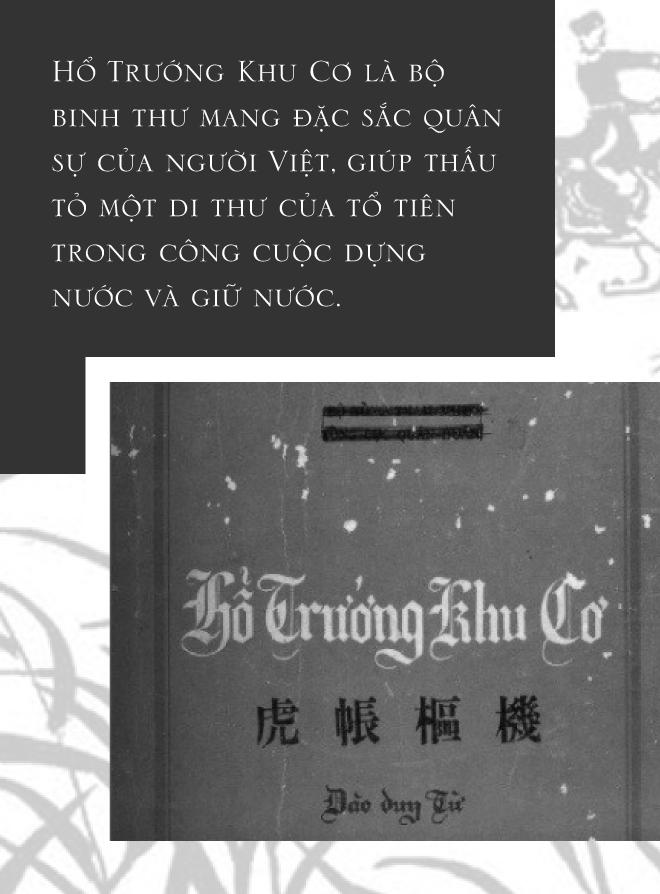 Thập Nhị Binh Thư - Binh thư số 12: Hổ trướng khu cơ - Ảnh 4.
