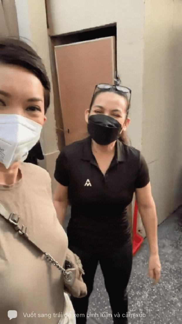 Xuân Lan công khai tin nhắn của NS Hoài Linh, hé lộ tình trạng nam danh hài hiện tại sau lùm xùm từ thiện - Ảnh 2.