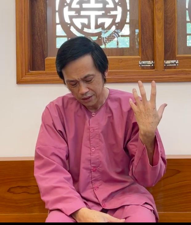 Xuân Lan công khai tin nhắn của NS Hoài Linh, hé lộ tình trạng nam danh hài hiện tại sau lùm xùm từ thiện - Ảnh 3.