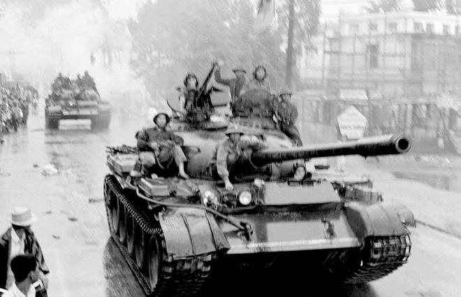 Bàng hoàng khi tiểu đoàn trưởng xe tăng hy sinh ngay cửa ngõ Sài Gòn và mối tình đẹp còn mãi - Ảnh 7.