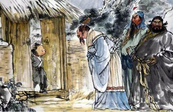 Lưu Bị mời được Gia Cát Lượng xuất núi nhưng lại bỏ qua nhân tài kiệt xuất này - Ảnh 1.