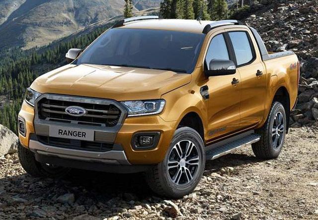Vừa mở bán, vua bán tải Ford Ranger đã giảm mạnh 50 triệu đồng, đè bẹp Toyota Hilux, Mitsubishi Triton  - Ảnh 1.