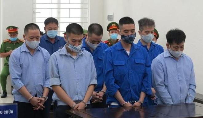 """Mức án cao nhất vụ bảo kê """"xe Vua"""" ở Hà Nội là 11 năm tù  - Ảnh 1."""